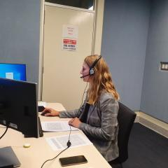 Telehealth project to ease anxiety in people living with dementia