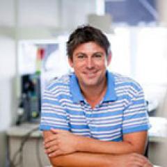 Associate Professor Marcus Meinzer.